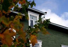Altes Landhaus lizenzfreies stockbild