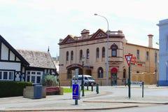 Altes London-Hotel in der Stadt von Albanien, West-Australien lizenzfreie stockfotografie
