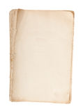 Altes Manuskript stockfotografie