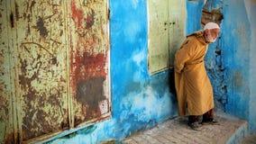 Altes Marokko Lizenzfreies Stockbild