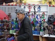Altes Medina in Casablanca, Marokko Stockbild