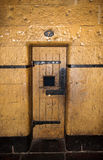 Altes Melbourne-Gefängnis Stockfotografie