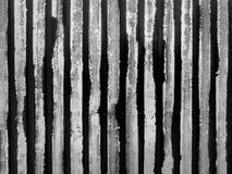 Altes Metall-fance 2 lizenzfreies stockfoto