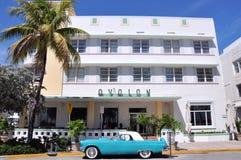 Altes Miami stockfotos