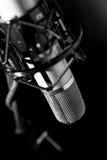 Altes Mikrofon Stockbilder
