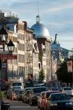 Altes Montreal Lizenzfreies Stockbild
