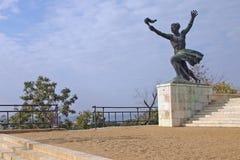 Altes monument.2 Stockfotos