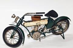 Altes Moped Lizenzfreies Stockfoto