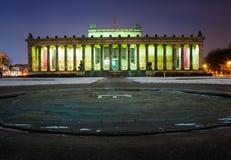 Altes museum arkivbild