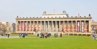 Altes museum Royaltyfria Foton