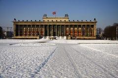 Altes museum Royaltyfria Bilder