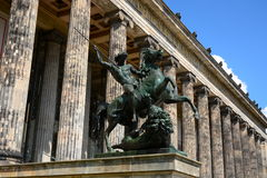 Altes Museum (August Kiß) Berlin Germany, 2014 Royalty Free Stock Photos