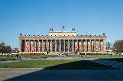 Altes Museum Berlin Royalty Free Stock Photo