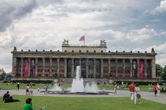 Altes Museum Berlin Royalty Free Stock Photography