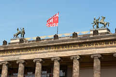 Altes Museum in Berlin, Germany Royalty Free Stock Photography