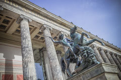 Altes Museum, Berlin, Germany Stock Photos