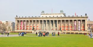 Altes museum Royalty Free Stock Photos