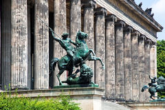Altes Museum. Berlin, Germany Stock Photography