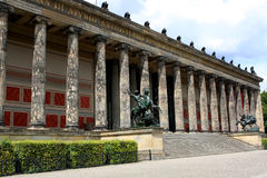 The Altes Museum, Berlin, Germany Stock Photo