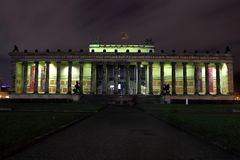 Altes Museum, Berlin Germany Royalty Free Stock Photo