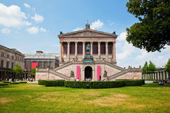 Altes Museum. Berlin, Germany Stock Photos