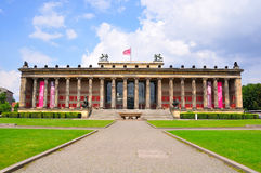 Altes Museum, Berlin Germany Stock Image