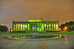 Altes Museum, Berlin Germany Stock Photos