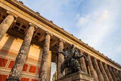 Altes Museum, Berlin Stock Image