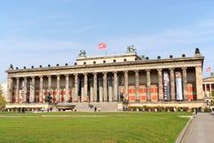 Altes museum i Berlin Royaltyfri Bild