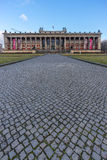 Altes museum in the morning Royalty Free Stock Image