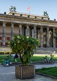Altes Museum or Old Museum on the Museum Island. Berlin, Germany-September 18, 2018: Altes Museum or Old Museum on the Museum Island, Mitte royalty free stock photos