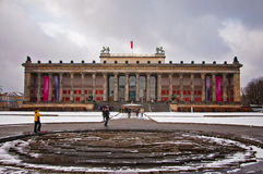 Altes Museum Stock Photography