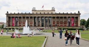 Altes Muzeum Zdjęcia Stock