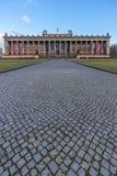 Altes muzeum w ranku Obraz Royalty Free
