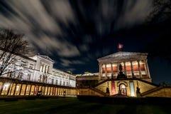 Altes Nationaal Museum, Berlijn Stock Foto's