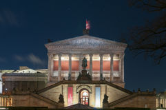 Altes National Museum, Berlin Royalty Free Stock Photo