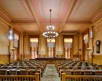 Altes Oberstes Gericht von Georgia Stockfoto
