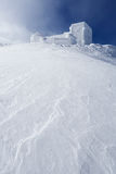 Altes Observatorium auf die Oberseite des Berges Lizenzfreies Stockbild