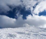 Altes Observatorium auf die Oberseite des Berges Lizenzfreie Stockfotos