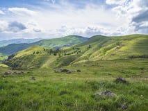 Altes Observatorium von Zorats Karer, Karahunj, berühmter Armenian Stonhenge in Sisian, Armenien 25 stockbild