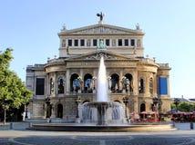 Altes Opernhaus Lizenzfreie Stockfotografie