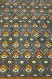 Altes orientalisches Muster Stockfotos