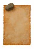 Altes Paper-35 Stockbild