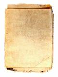 Altes Papier Stockbild