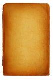 Altes Papier. Stockfoto