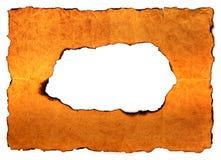 Altes Papier der Weinlese Stockfotos