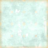 Altes Papier des abstrakten Schmutzes der Hintergrundweinlese Retro- eine Zeichnung Lizenzfreies Stockfoto