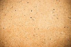 Altes Papier oder Furnierholz Stockfoto