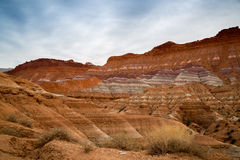 Altes Paria in Süd-Utah Stockfotografie