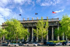 Altes Parlamentsgebäude in Adelaide Lizenzfreie Stockfotografie